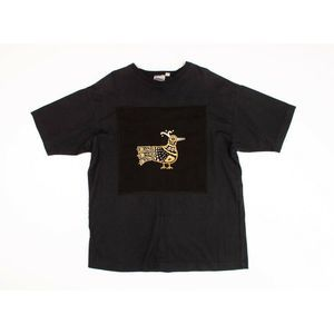 Johnny Was Bird Embroidered Tunic T Shirt